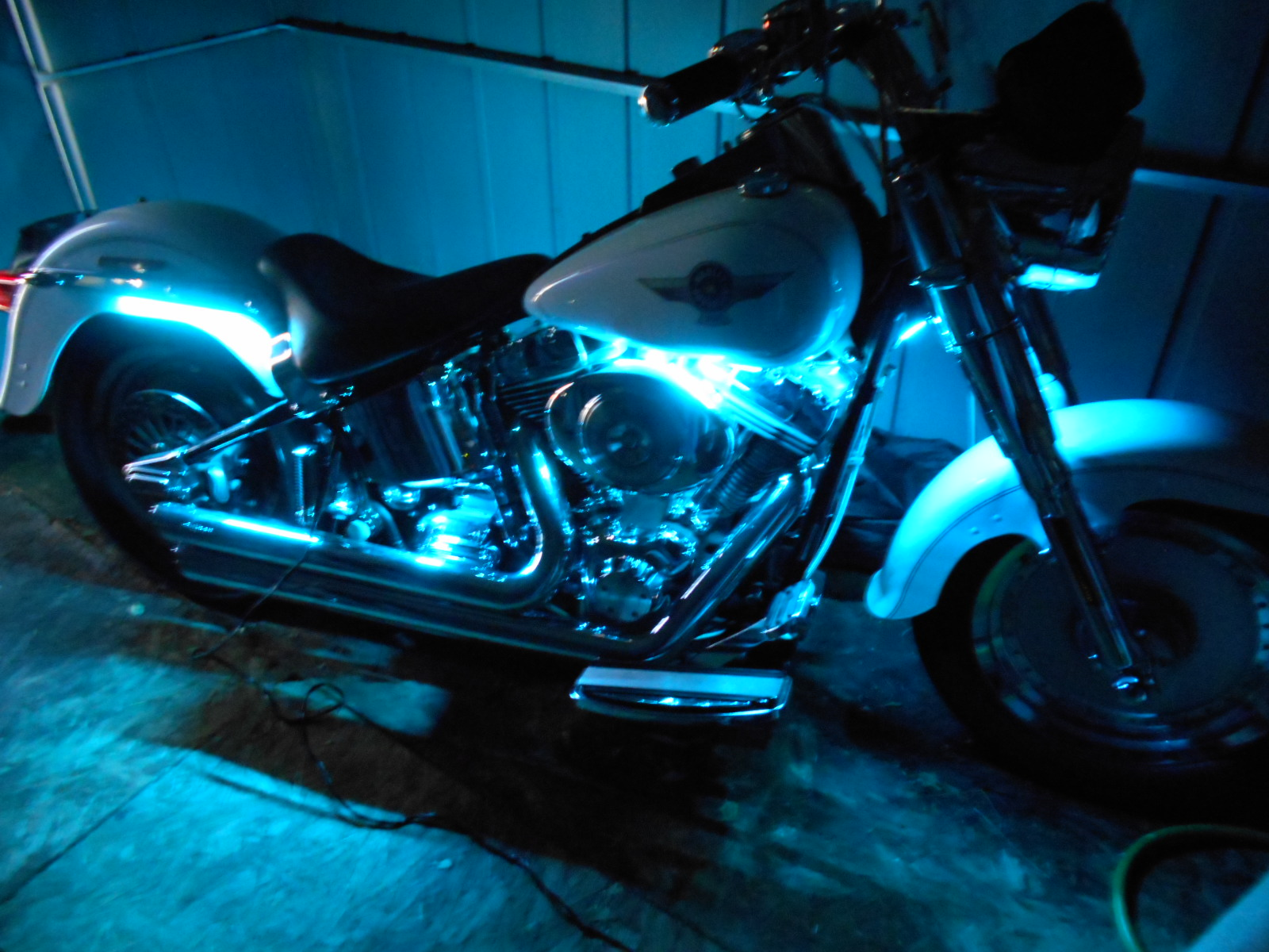 Motorcycle Led Accent Lights Installation | BCCA